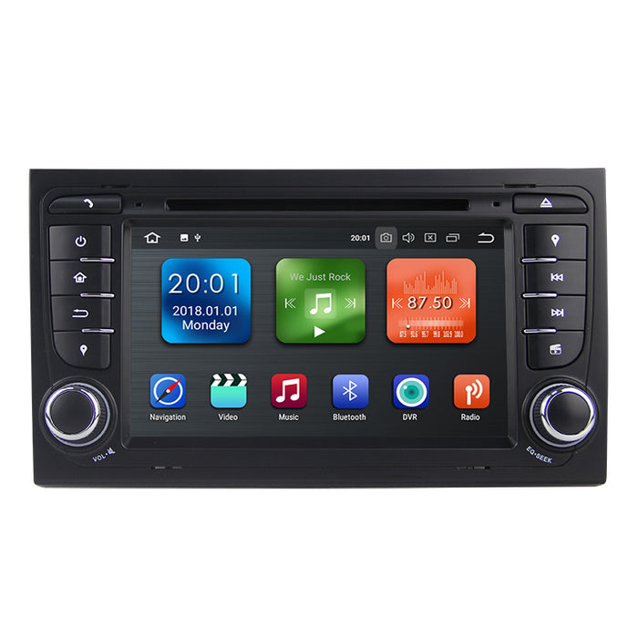 2002-2007 AUDI A4 Android Car Stereo