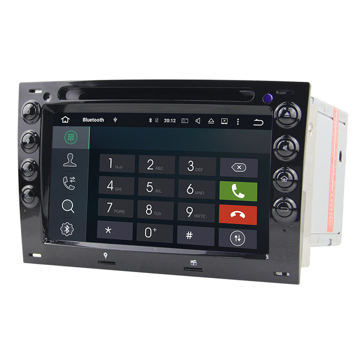 2003-2010 Renault Megane Android Car Stereo