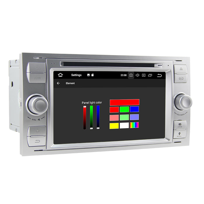 2004-2008 Ford Transit Android Car Stereo