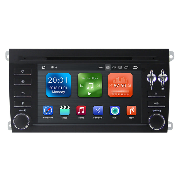 2004-2012 Porsche Cayenne Android Car Stereo