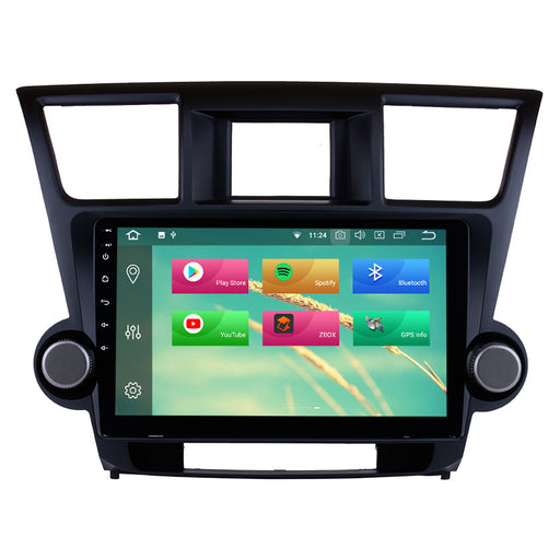 2008-2014 Toyota Highlander Car DVD Navigation