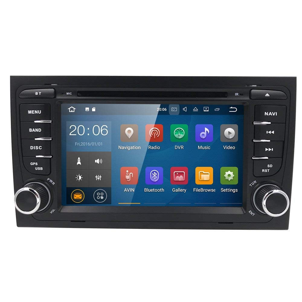 Audi A4 S4 RS4 Car Stereo