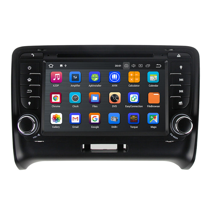 Audi TT Android 8.0 Car Stereo