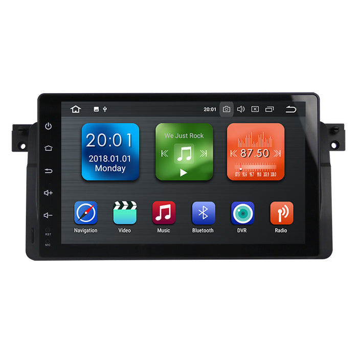BMW E46 M3 3 series Rover 75 Android Car Stereo