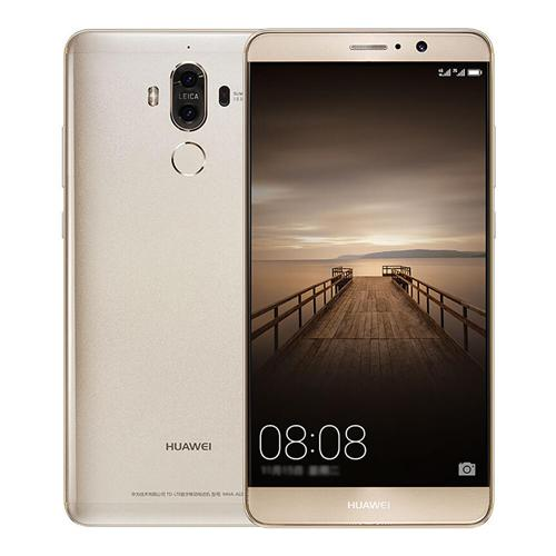 Huawei Mate 9 4GB 64GB Kirin 960 Octa Core Android 7.0 4G LTE Smartphone 5.9 inch 20MP+12MP Camera Champagne Gold