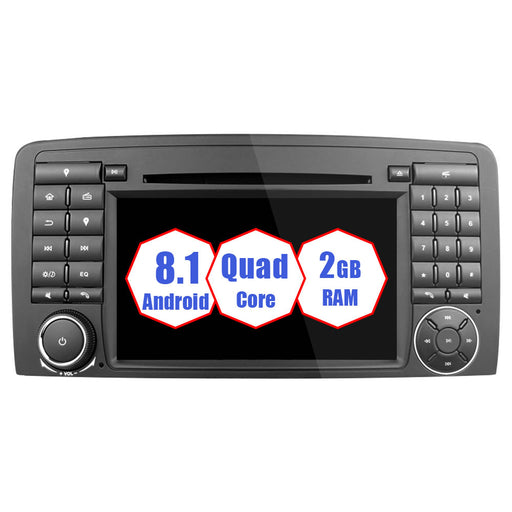 Mercedes Benz R-class W251 Android Car Stereo