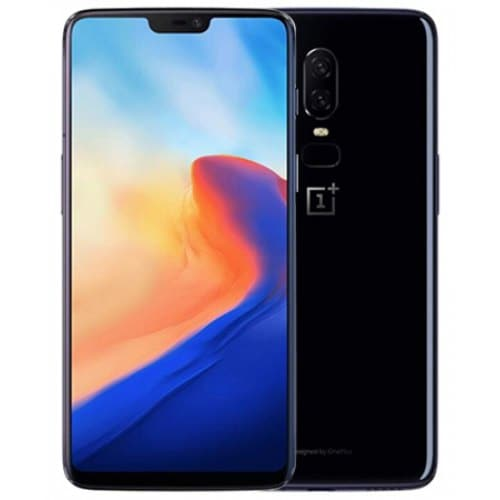 OnePlus 6 mobile phone