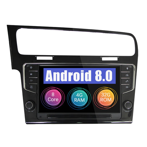VW Volkswagen Golf 7 Android Car Stereo