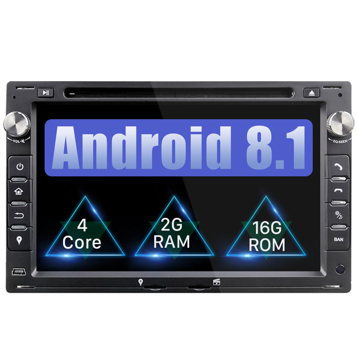 2005-2011 Volkswagen Passat B5 Android Car Stereo