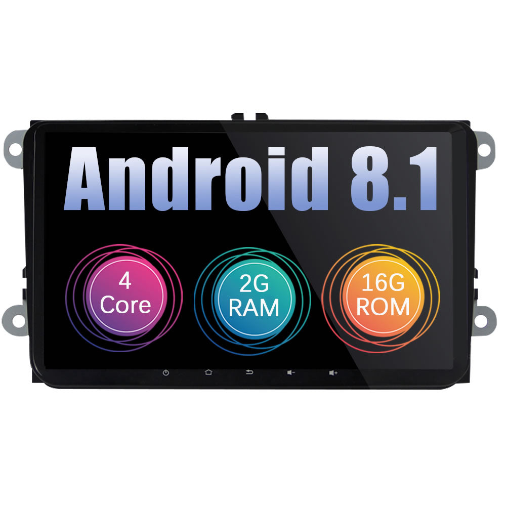 Volkswagen Passat B6 Android Car Stereo
