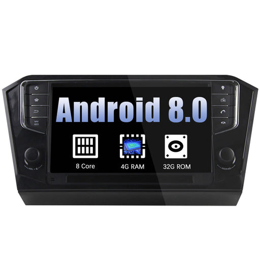 Volkswagen Passat B7 Android Car Stereo