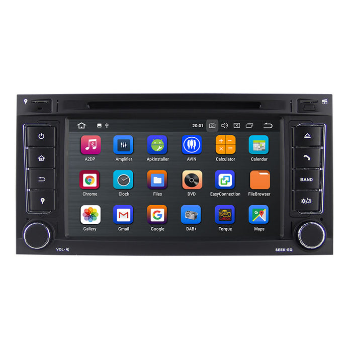 Volkswagen Touareg Android Car Stereo