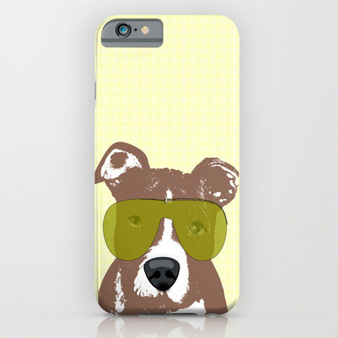 American Pit Bull Terrier Dog on Phone Case