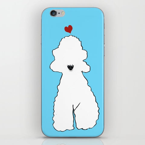 Bedlington Terrier Dog On Phone Case