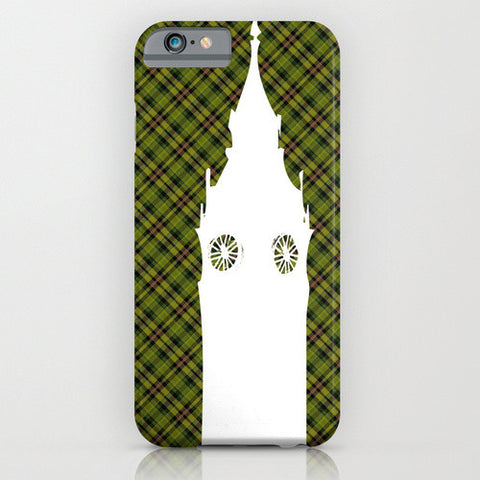 Big Ben On Stripes Phone Case