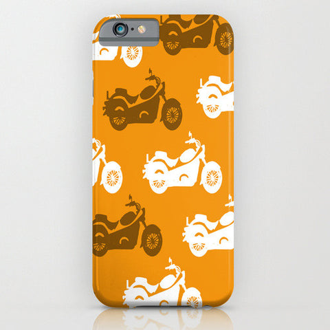 Motor Bikes On Phone Case