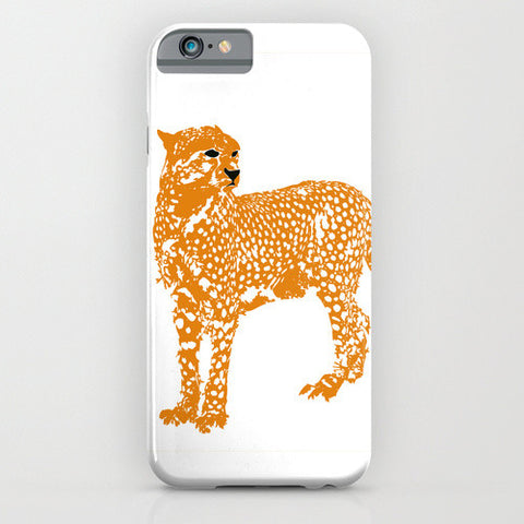 Mighty Cheetah on Phone Case
