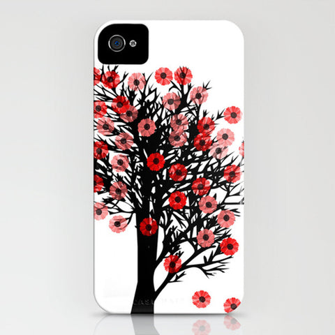 Cherry Blossom Spring Tree On Phone Case