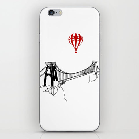 Clifton Bridge on Phone Case