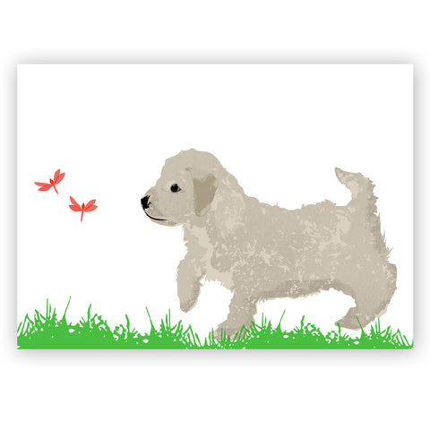 Cockapoo Dog Art Print