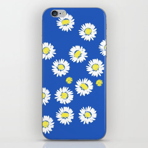 Daisy Flowers on Phone Case
