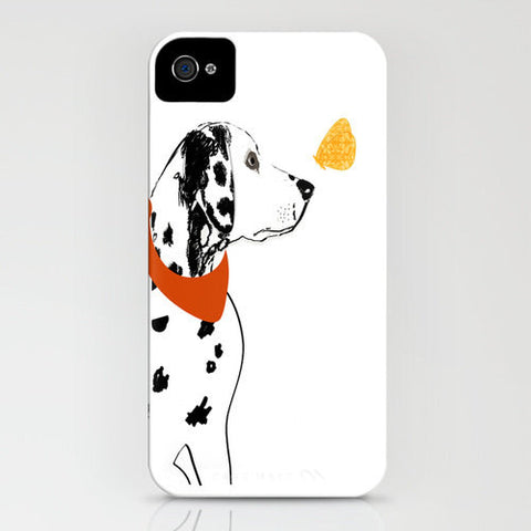 Dalmatian Dog On Phone Case