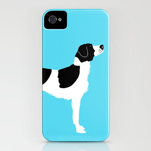 English Springer Spaniel Dog on Phone Case