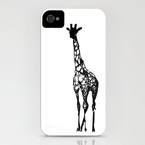 Giraffe on Phone case