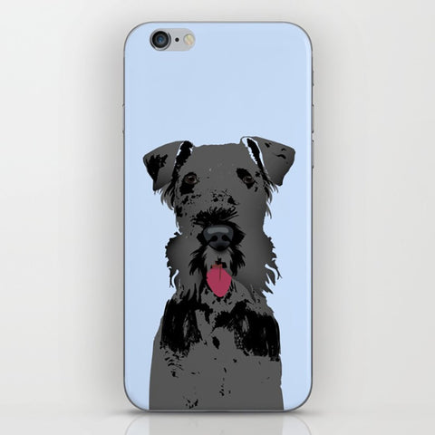 Kerry Blue Terrier Dog On Phone Case