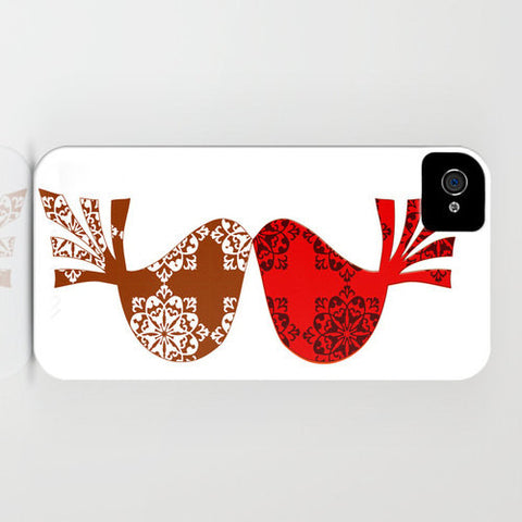 Love Birds On Phone Case