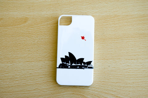 Sydney Opera House On Phone Case