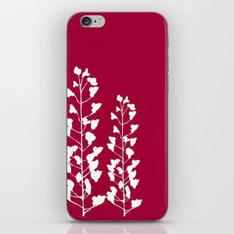 Spring flowers on the phone case