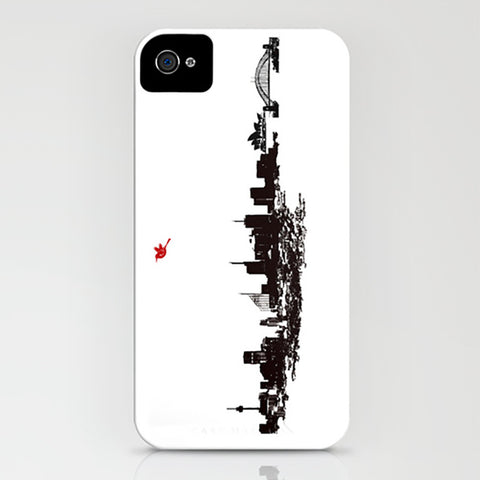 Sydney City Skyline On Phone Case