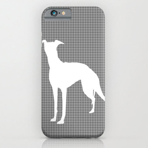 Whippet Dog On Phone Case