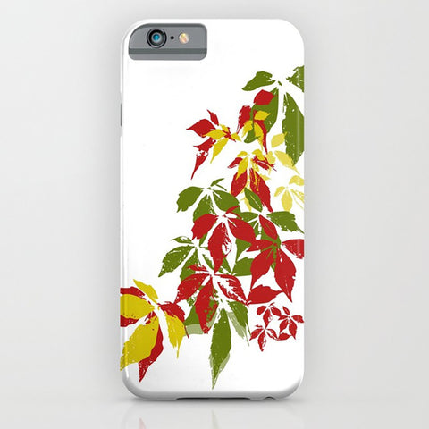 Autumn leaves on your Phone Case