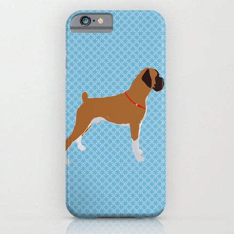 Boxer Dog on Phone Case