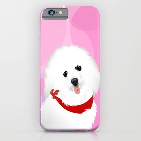 Coton De Tulear Dog Phone Case