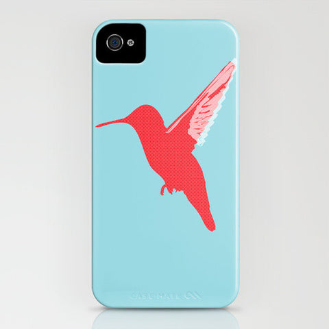 Humming Bird on Phone Case