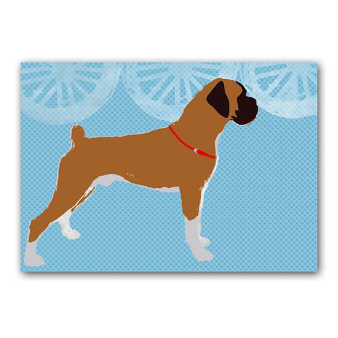Boxer Dog - Fine art print