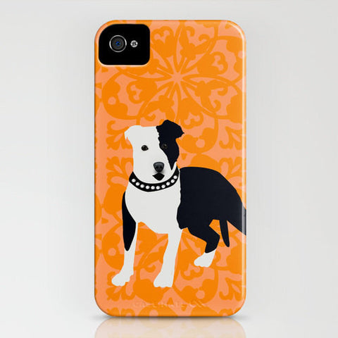 Staffordshire Bull Terrier on Phone Case