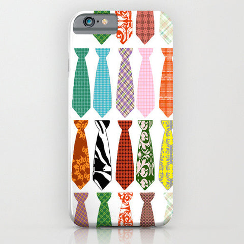 Designer Ties On Phone Case