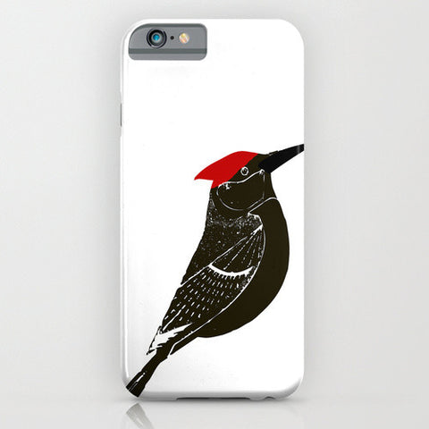 Woodpecker Bird on Phone Case