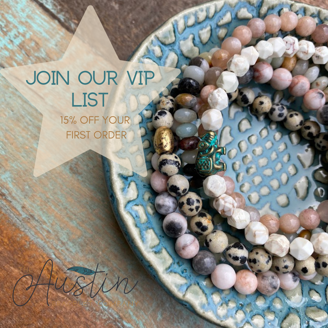 Join our VIP List for 15% off your first order