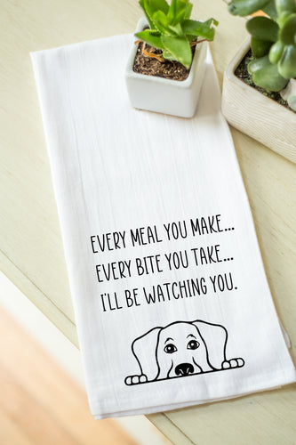 Tea Towel - Every Meal