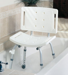 Basic Shower Chair with Back