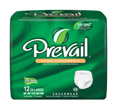 Prevail Underwear 2X-LARGE, little rock, arkansas, Habibi Home Medical