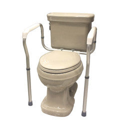 Roscoe Toilet Safety Frame (Rails)