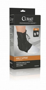 Ankle Splint, CURAD Figure Eight Lace-Up