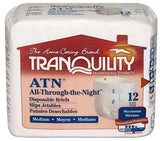 Tranquility ATN (All-Through-the-Night) Disposable Briefs