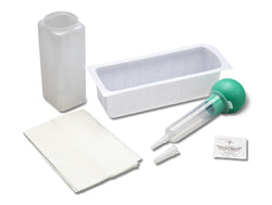 Sterile Bulb Irrigation Syringe Trays, 60 ML